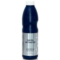 Активатор DE LUXE 1,5% для пастельного тонирования 900 мл