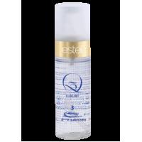 Масло-блеск Q3 LUXURY для всех типов волос 100 мл