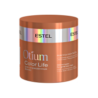 Маска-коктейль для окрашенных волос Otium Color Life 300 мл