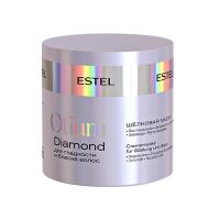 Шелковая маска для гладкости и блеска волос Otium Diamond 300 мл