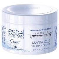 Маска-уход для волос CUREX VERSUS WINTER Защита и питание с антистатическим эффектом 500 мл