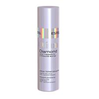 Крем-термозащита для гладкости и блеска волос Otium Diamond 100 мл