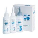Эмульсия COLOR OFF для удаления краски с волос 3х120 мл