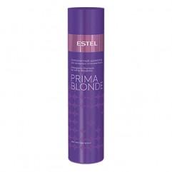 Серебристый шампунь для холодных оттенков блонд PRIMA BLONDE 250 мл